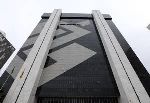Sede do Banco do Brasil, em Brasília Foto: Lula Marques / Bloomberg