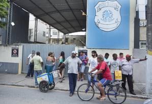 Superintendência da Polícia Federal, em Campos dos Goytacases, norte fluminense Foto: ANTONIO SCORZA / Agência O Globo