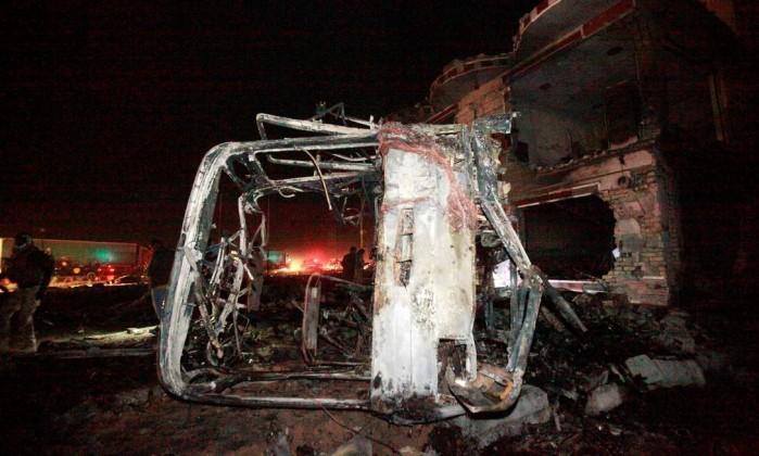 Quase 80 mortos em atentado no Iraque