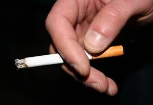 Tabagismo aumenta chances de desenvolvimento da doença Foto: Free Images