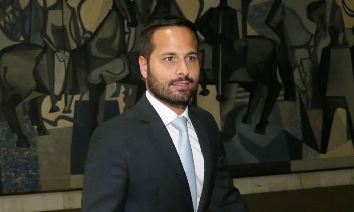 O ex-ministro da Cultura, Marcelo Calero Foto: Ailton de Freitas 07/11/2016 / Agência O Globo