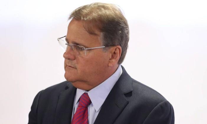O ministro Geddel Vieira Lima, da Secretaria da Presidência Foto: Andre Coelho 22/11/2016 / Agência O Globo