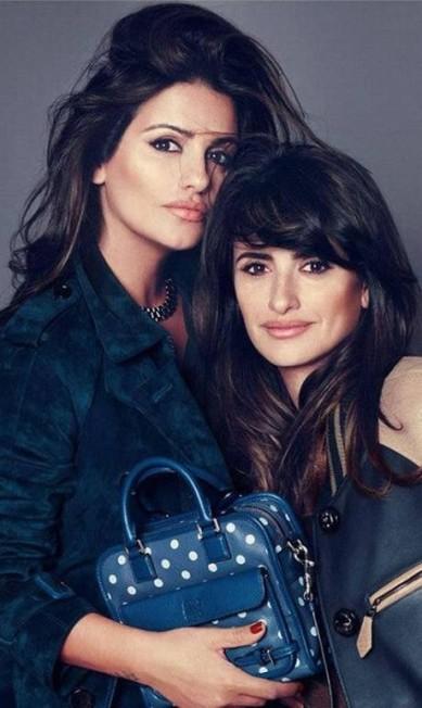 As duas também já atacaram de designer e fizeram uma bolsa especial para a Loewe. O nome? La Cruz Divulgação