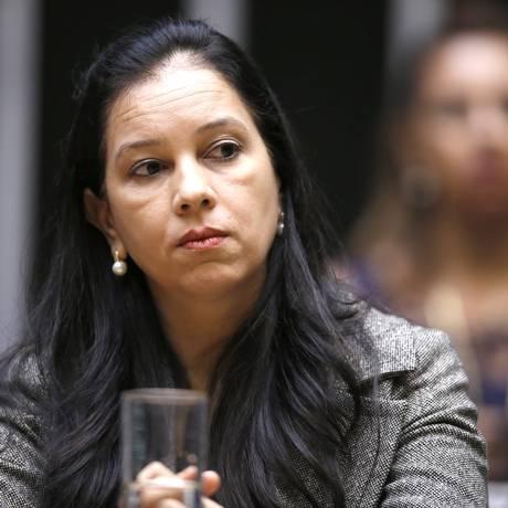 A advogada-geral da União, Grace Mendonça Foto: Jorge William / Agência O Globo / 19-9-2016