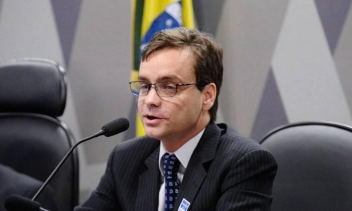 O subchefe de Assuntos Jurídicos da Casa Civil Gustavo do Vale Rocha Foto: Edilson Rodrigues / Agência Senado