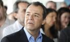O ex-governador Sergio Cabral Foto: Pablo Jacob / Agência O Globo / 8-10-2013