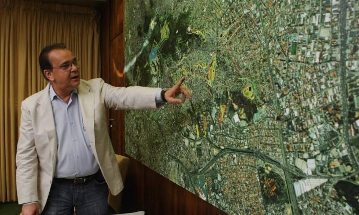Hudson Braga, ex-secretário estadual de Obras Hudson Braga no governo de Sérgio Cabral Foto: Fábio Guimarães/05-11-2010 / Agência O Globo