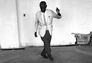 """Donga, representante da primeira geração de sambistas e responsável pelo registro oficial de """"Pelo telefone""""; a partir dali, o gênero iniciou sua trajetória para se tornar um símbolo nacional Foto: Arquivo"""