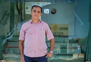 Jeferson Santana: defesa de salários de R$ 30 mil Foto: Marcos Alves