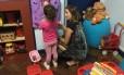 Violência contra crianças . X., de 3 anos, acusado de abuso sexual é o pp pai.