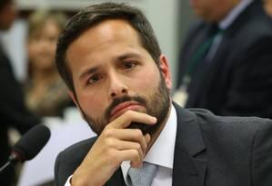 O ex-ministro da Cultura, Marcelo Calero Foto: Ailton de Freitas / Agência O Globo / 27-10-2016