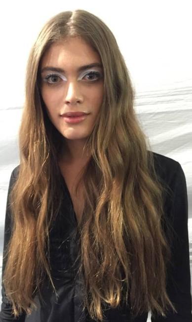 Valentina Sampaio, uma das musas da última edição da São Paulo Fashion Week Gilberto Júnior