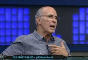 O ex-jogador Mario Sergio Foto: Divuilgação / Divulgação