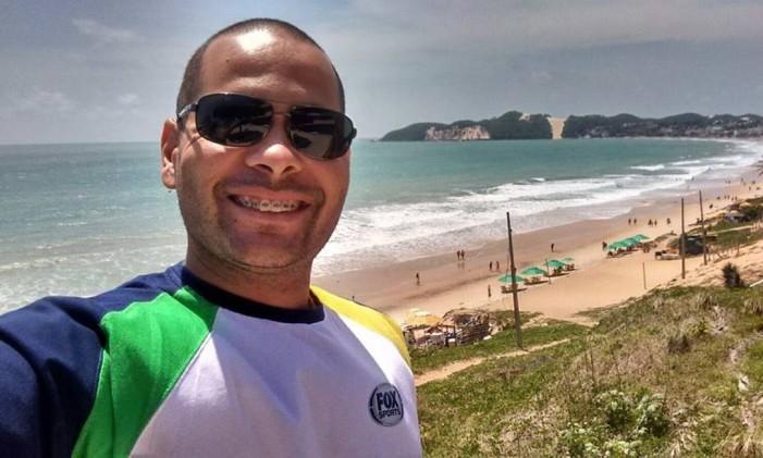 Rodrigo Santana Gonçalves (Fox) Foto: Reprodução