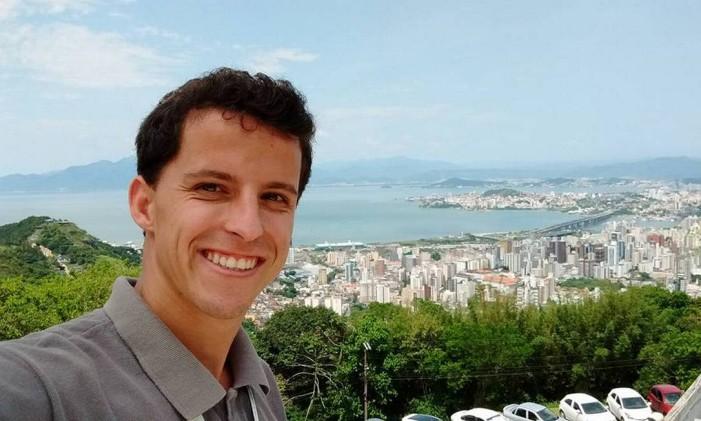 Bruno Mauri da Silva (RBS) Foto: Reprodução
