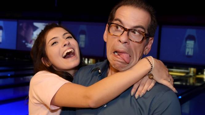Pietra Hassum e Leandro Hassum Foto: Divulgação/TV Globo/Estevam Avellar