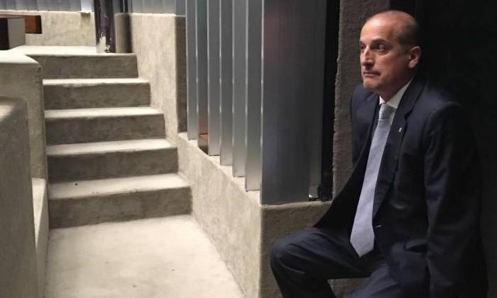 Lorenzoni foi relator do projeto de lei de iniciativa popular das dez medidas contra a corrupção Foto: Divulgação