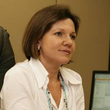 A procuradora regional da República, Silvana Batini Foto: O GLOBO/ARQUIVO
