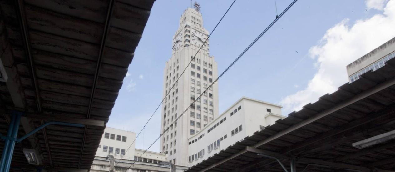 Em breve, o sistema chegará aos usuários das principais estações do Ramal Deodoro Foto: Hudson Pontes / Agência O Globo