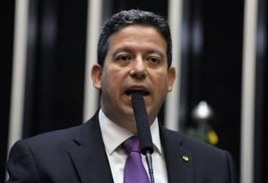 O deputado federal Arthur Lira, líder do PP Foto: Luis Macedo