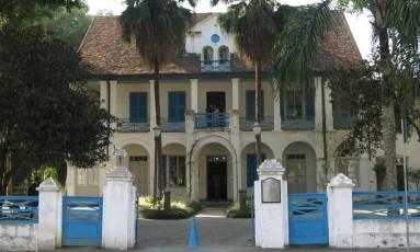 O Museu Nacional de Imigração e Colonização preserva a memória do desenvolvimento de Joinville e região Foto: O Globo / Carolina Mazzi