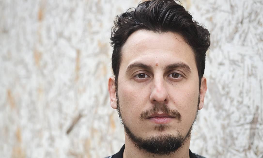 """Leandro Demori, jornalista autor do livro """"Cosa Nostra no Brasil"""" Foto: / Renato Parada/Divulgação"""