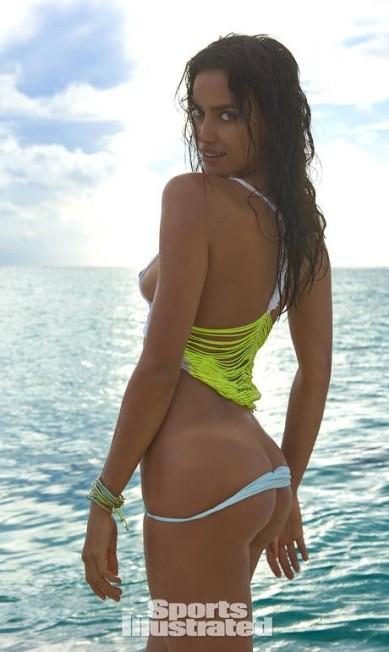 "Irina Shayk fazem fotos de tirar o fôlego para a ""Sports Illustrated"", na tradicional Swimsuit Issue Sports Illustrated"