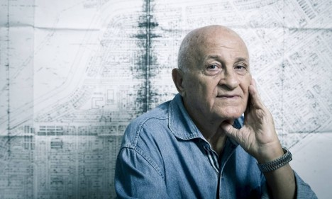O arquiteto Giuseppe Badolato Foto: Leo Martins / Agência O Globo