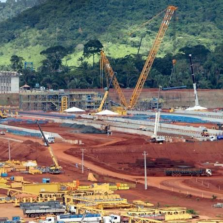 Projeto Carajás S11D, no Pará: analistas apostam na Vale, mas defendem urgência em melhorar o balanço Foto: Eny Miranda / Vale/Divulgação