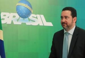 """Oliveira: """"governo contiuará com medidas para dar ganho de efiicência"""" Foto: Arquivo- Agência O Globo"""