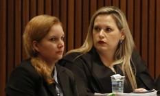 Júri de Elize Matsunaga, no Forum Criminal da Barra Funda, em SP, durou uma semana Foto: Edilson Dantas / Agência O Globo