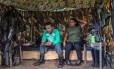 Após aprovação de acordo, começa etapa de desarmamento das Farc Foto: JOAQUIN SARMIENTO / AFP