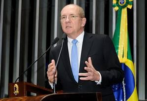 O líder do PSDB no Senado, Paulo Bauer (SC) Foto: Agência Senado 13/07/2016