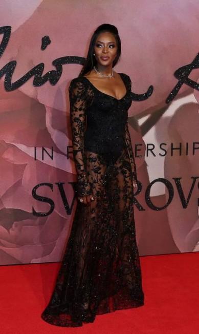 Mais de Naomi Campbell DANIEL LEAL-OLIVAS / AFP
