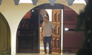 Renan se recusa a receber notificação do STF sobre afastamento da presidência do Senado Foto: Andre Coelho / Agência O Globo