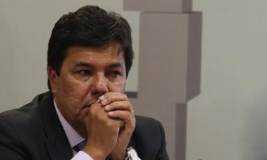 O ministro da Educação, Mendonça Filho, afirmou que as políticas públicas de educação do país falharam Foto: Ailton de Freitas / Agência O Globo