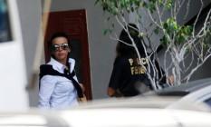 Adriana Ancelmo, mulher do ex-governador Sérgio Cabral Foto: Ricardo Moraes / Reuters