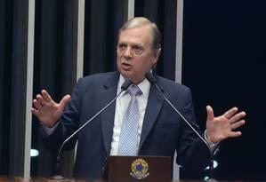 O senador Tasso Jeireissati (PSDB-CE) Foto: Agência Senado