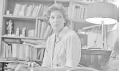 Escritora será homenageada neste fim de semana Foto: Arquivo/28-03-1961