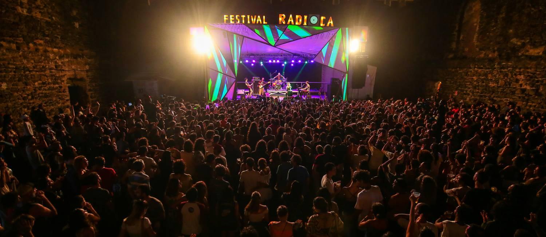 Festival Radioca Foto: Rafael Passos / Divulgação