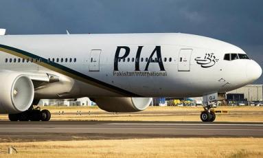 Pakistan International Airlines afirmou ter mobilizado todos os recursos para aeronave que caiu no Paquistão Foto: Reprodução