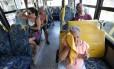 Prefeitura sofre nova derrota na Justiça sobre ar-condicionado em frota de ônibus Foto: Márcio Alves / Agência O Globo