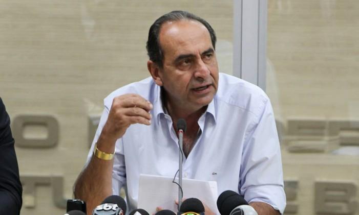 O prefeito eleito de Belo Horizonte, Alexandre Kalil (PHS) Foto: Divulgação