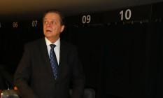 O deputado Jovair Arantes (PTB-GO) no plenário da Câmara Foto: Ailton de Freitas / Agência O Globo / 12-7-2016