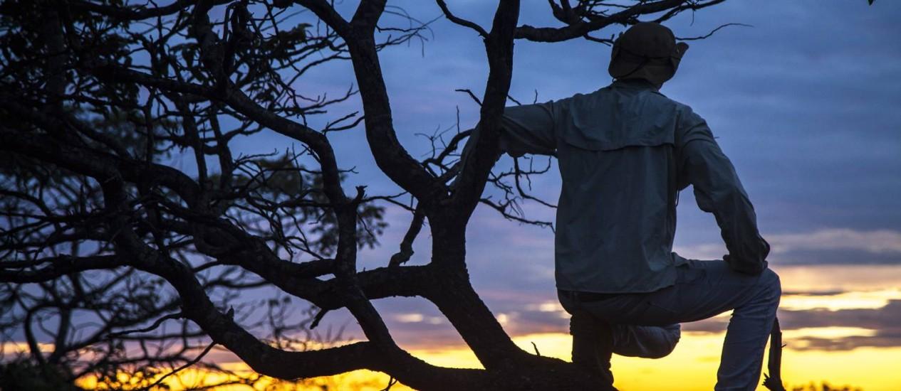 SO Rio de Janeiro (RJ) 02/12/2016 - Chapada dos Veadeiros - Ampliacao do Parque Nacional da Chapada dos Veadeiros. Foto: Hermes de Paula / Agencia O globo Foto: Hermes de Paula / Agência O Globo