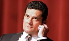 O juiz Sérgio Moro, da 13ª Vara Federal de Curitiba Foto: Heuler Andrey / AFP / 23-11-2016
