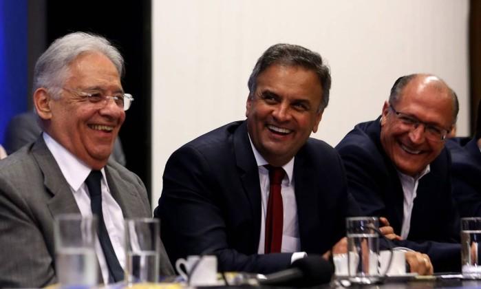 Em delação, Odebrecht relata dinheiro vivo para caixa 2 de Alckmin