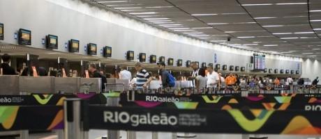Imbróglio. A concessionária RIOgaleão está em busca de um novo sócio Foto: Márcia Foletto / Márcia Foletto
