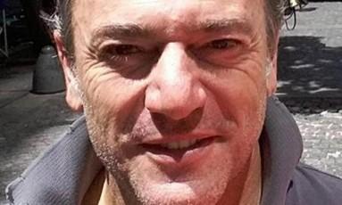Roberto Bardella, de 52 anos, foi morto no Morro dos Prazeres, em Santa Teresa Foto: FACEBOOK / ANSA