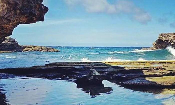 Parque Nacional de Shete Boka (Sete Bocas), Boka Wandomi (Curaçao) Foto: @sandpaula